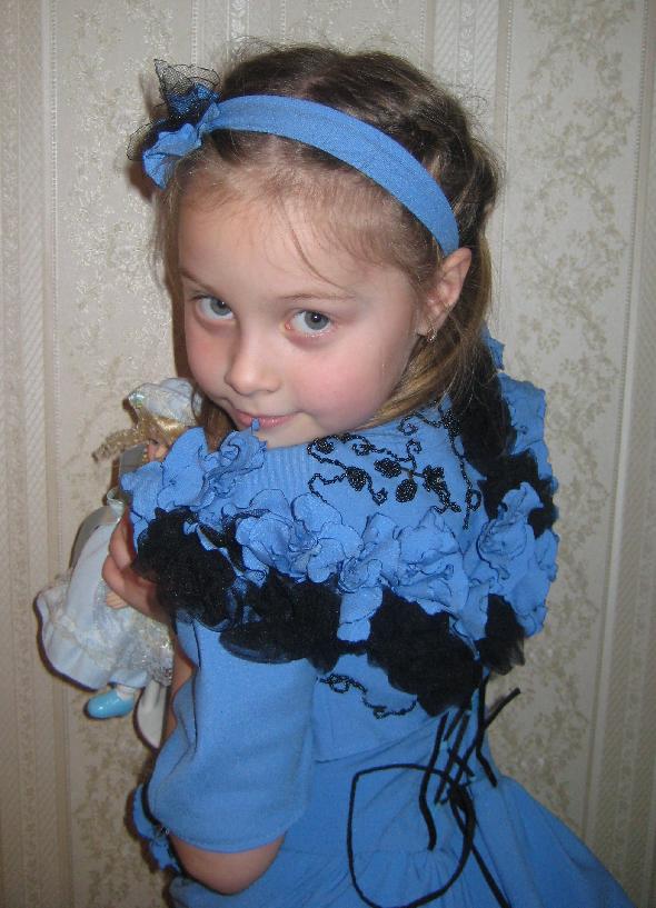 нарядное платье для девочки | Платье
