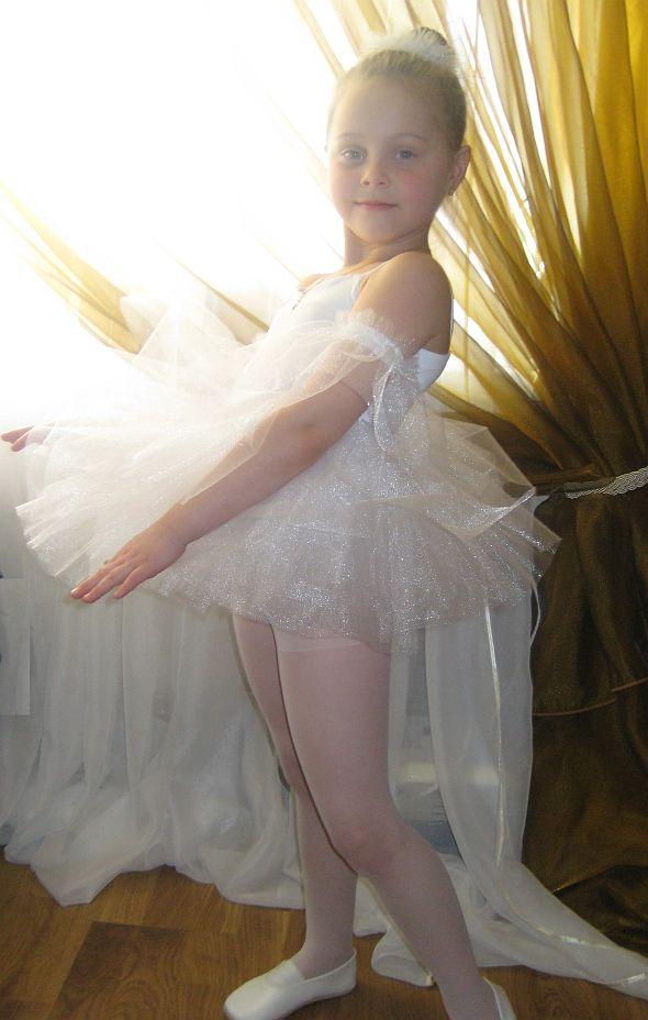 Как сделать костюм балерины 920