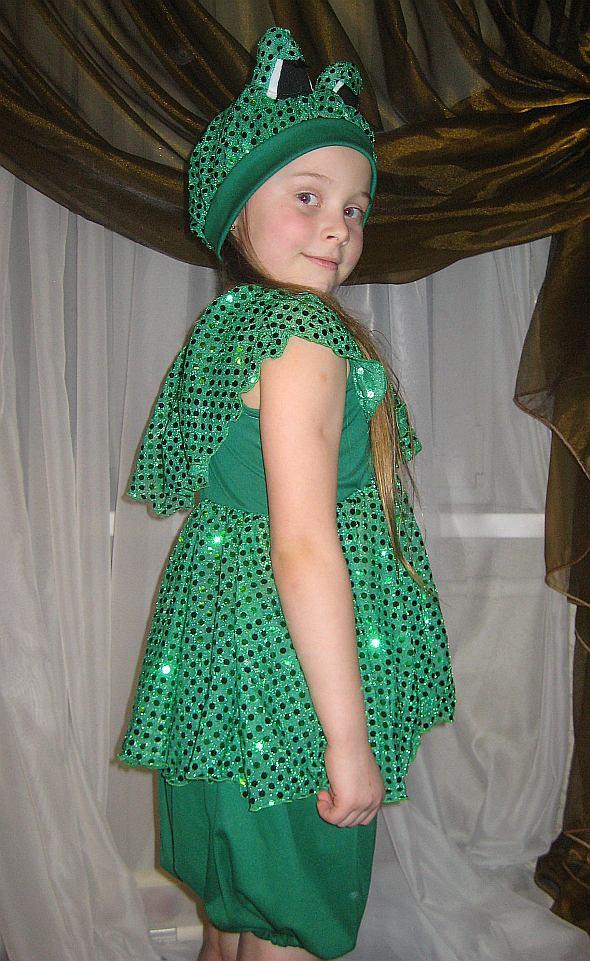 Карнавальный костюм лягушки своими руками - photo#38