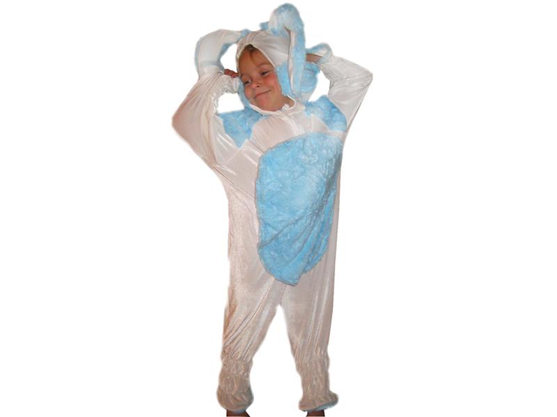 Новогодний костюм Зайца