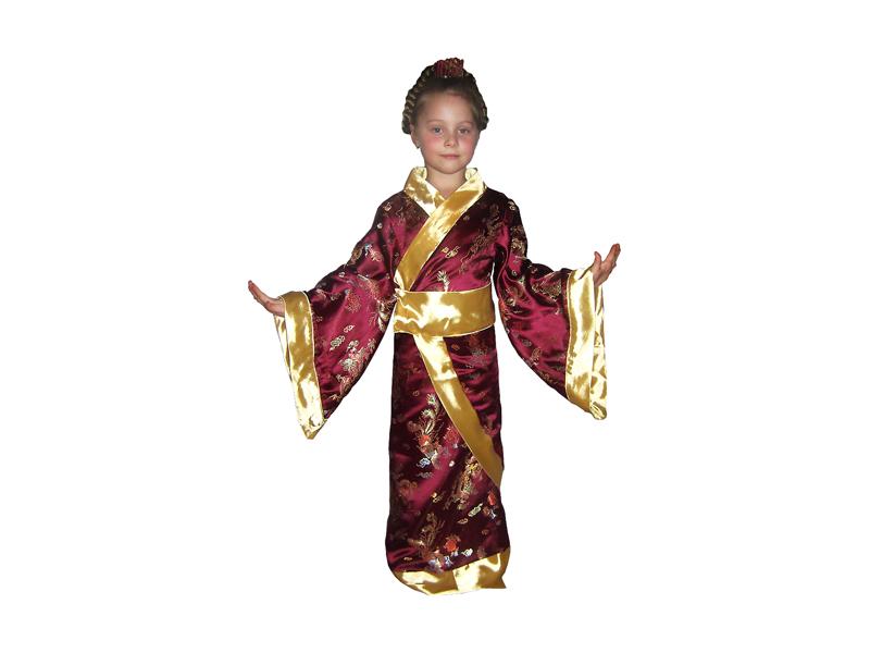 Карнавальный костюм «Китаянка»