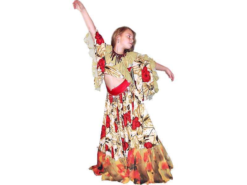 костюм «Цыганка»