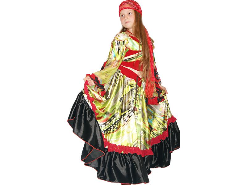 костюм Цыганки своими руками