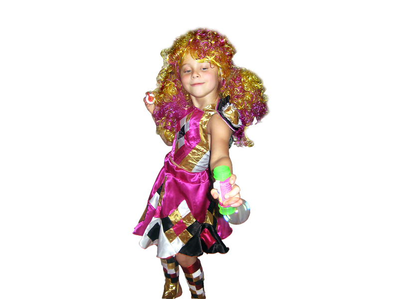 Карнавальный костюм Клоунессы