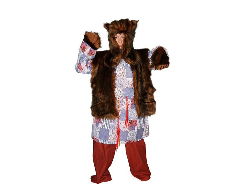 Карнавальный костюм Медведя для взрослых