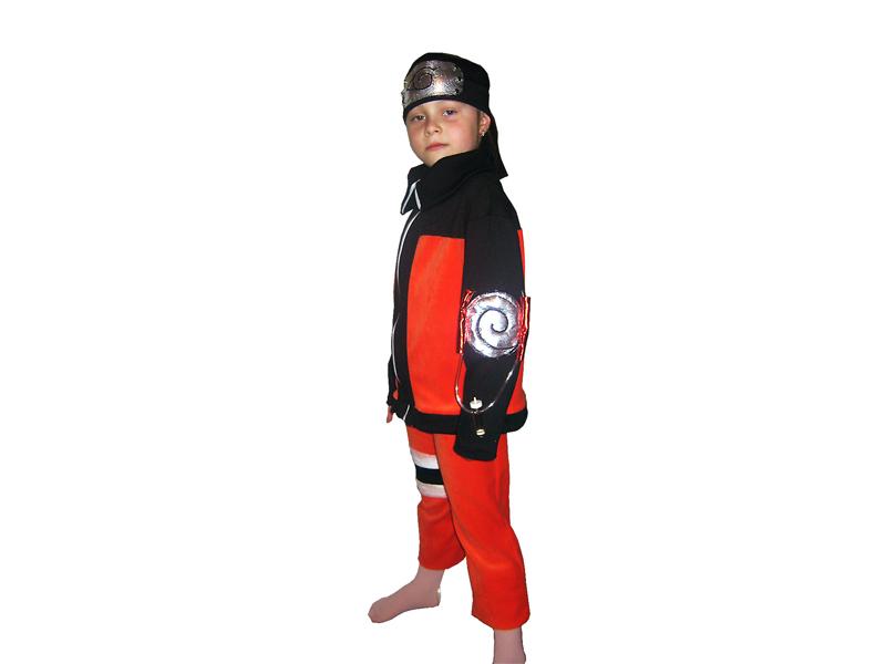 Карнавальный костюм Наруто
