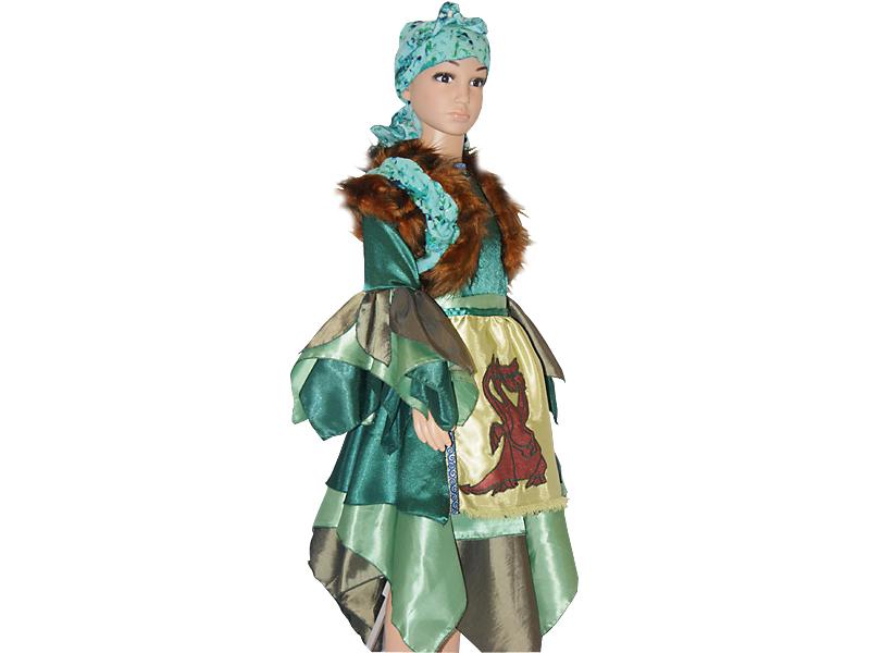 Карнавальный костюм Гламурная Бабка Ёжка