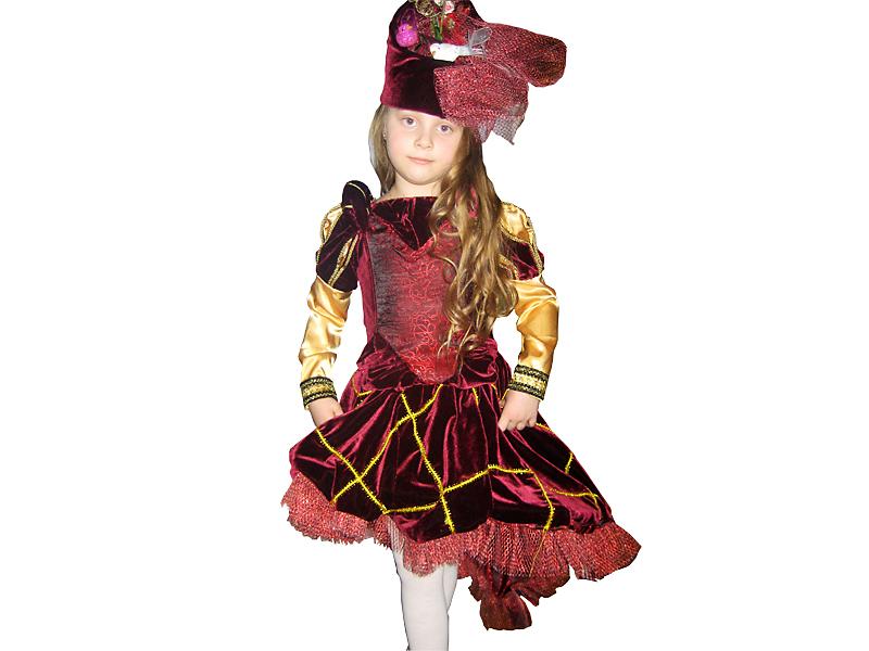 карнавальный костюм венеция