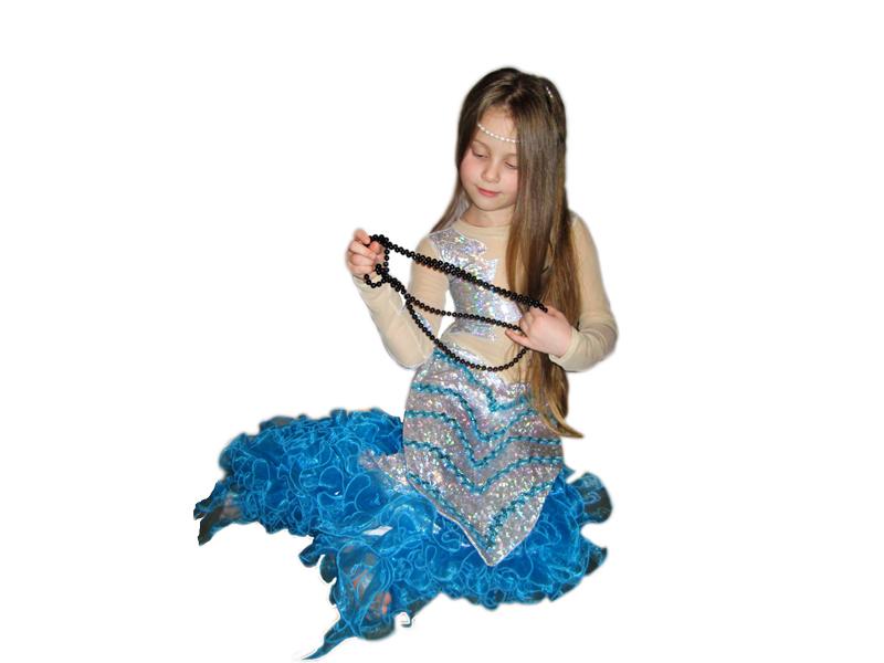 Карнавальный костюм Нереиды (Русалки)