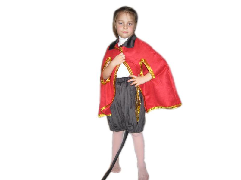 Карнавальный костюм мышиный король