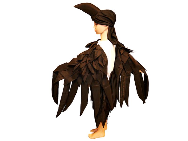 костюм Ворона для мальчика