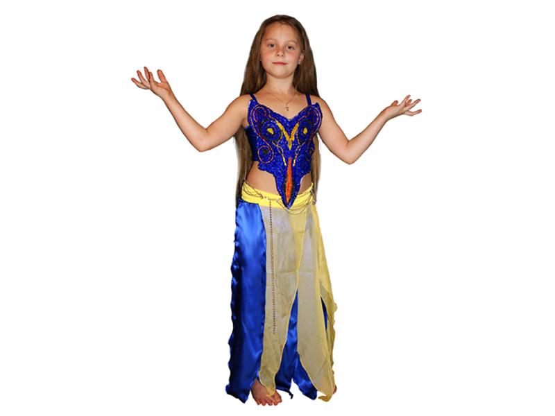 Костюм для восточных танцев для девочки своими руками 13