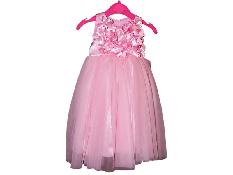 """Нарядное платье """"Мой цветочек"""""""