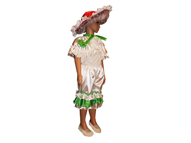 Новогодний карнавальный костюм для мальчика своими руками