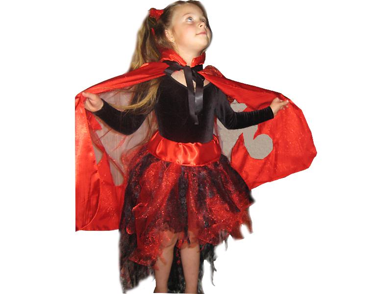 Карнавальный костюм «Чертёнок-Ксанка»