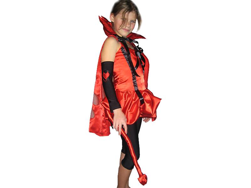 Карнавальный костюм Чертёнка