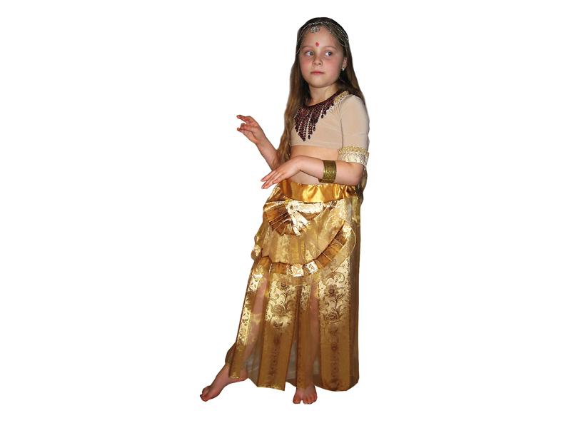 Карнавальный костюм «Индианка»