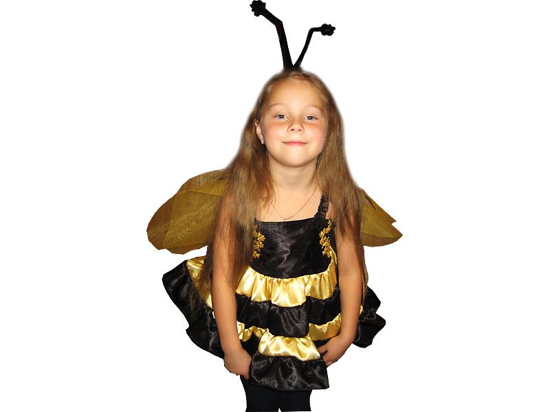 Карнавальный костюм пчёлки