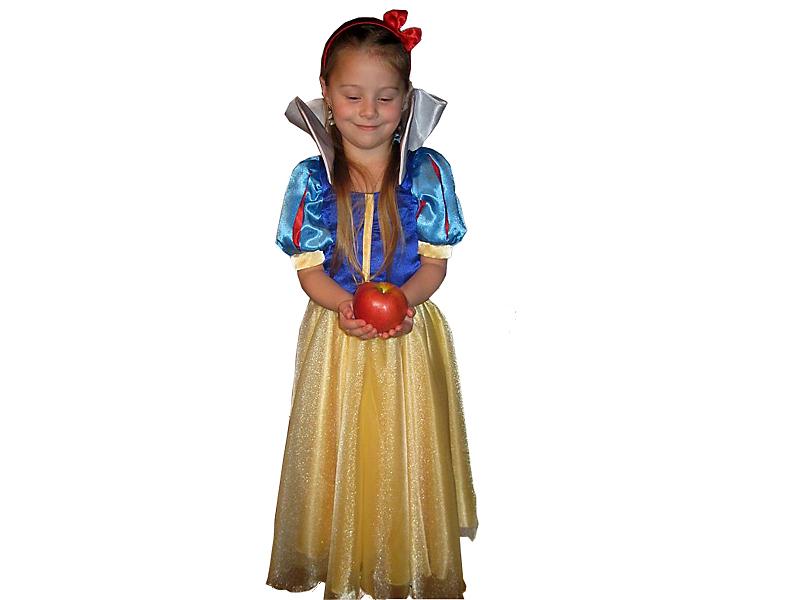Карнавальный костюм Белоснежки