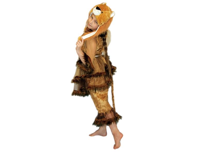 Маскарадный костюм львицы