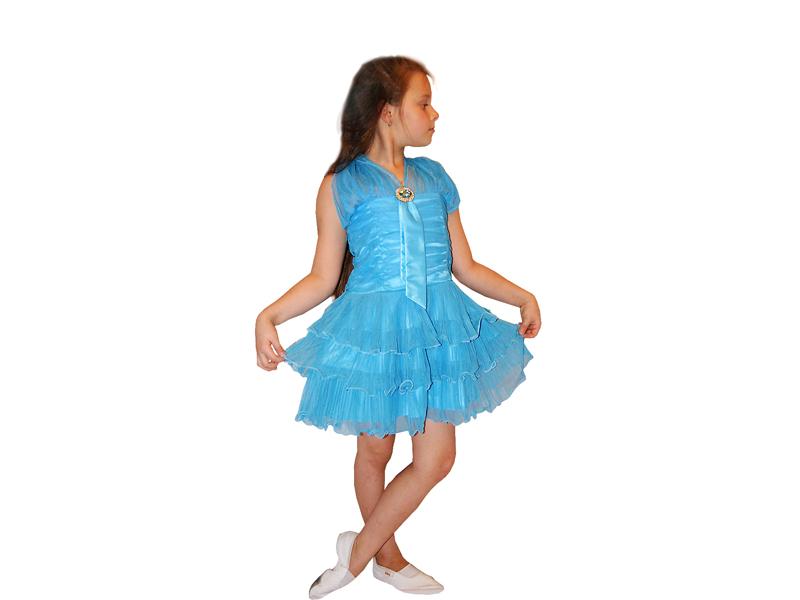 Нарядное платье Топаз