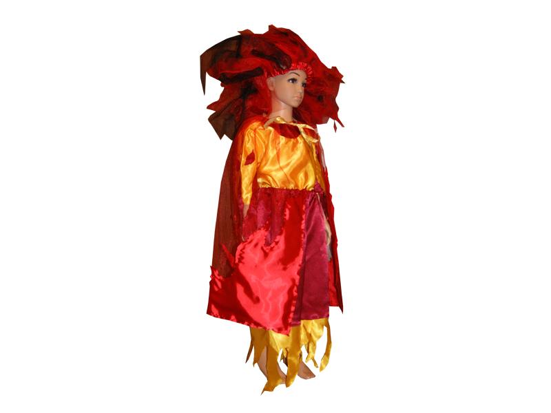 костюм огня для мальчика своими руками